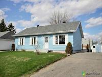 Maison à vendre, 853, rue Lafontaine Pintendre