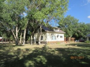 3 Bedroom House in Sunny Hazenmore Saskatchewan
