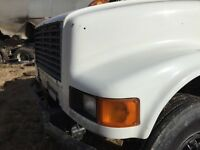 Parting out 2001 international 4900