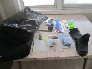 Scuba Accessories Bundle