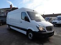 MERCEDES-BENZ SPRINTER 2.1 TD | 313 CDi | LWB | 1 OWNER | FSH | 2014 MODEL