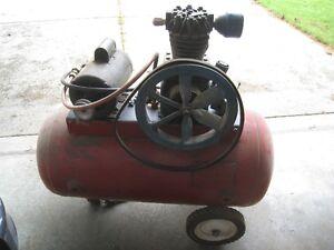3 HP Dual voltage motor, 30 gallon air tank, Air Pump