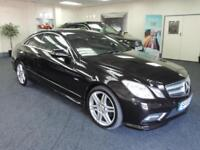 2009 MERCEDES E-CLASS E350 CDI BLUEEFFICIENCY SPORT AMG + VERY CLEAN + BIG SPEC