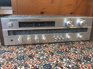 Sony STR-V3 FM stereo / AM-FM Receiver (1970s)
