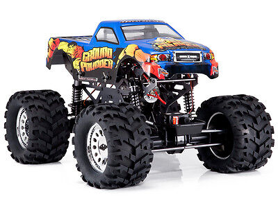 Redcat Racing Ground Pounder 1/10 Scale Electric M