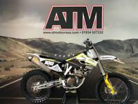 HUSQVARNA FC250 2015 MOTOCROSS BIKE, PRO CIRCUIT, RECENT REBUILD (AT MOTOCROSS)