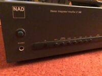 Nad C340 Integrated Hi-fi Amplifier - Immaculate condition