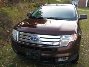 2010 Ford Edge sel all wheel drive SUV, Crossover