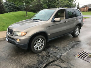 2005 BMW X5 SUV, Crossover    $2,900