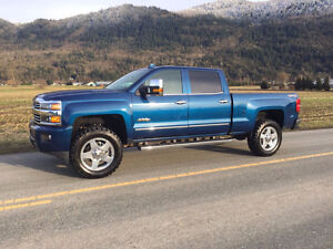 2016 Chevrolet Silverado 3500 High Country Duramax Diesel 4X4