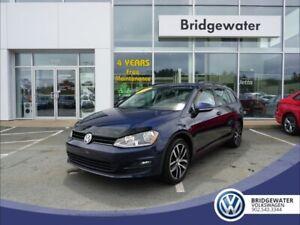 2017 Volkswagen GOLF WAGON Comfortline