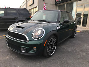 2012 MINI COOPER S IMPECCABLE 75 000 KM
