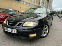 2006 Saab 9-3 T VECTOR (150BHP) Auto CONVERTIBLE Petrol Automatic