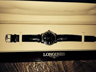 Genuine longines conquest