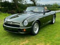 MGRV8 4.0 V8 CONVERTIBLE WOODCOTE GREEN * 1 OWNER & ONLY 4491 MILES * TOP GRADE