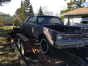 Parting out Dodge Dart Plymouth valiant