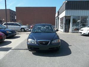 2004 Hyundai Elantra Sedan 156000 km Safety And E test