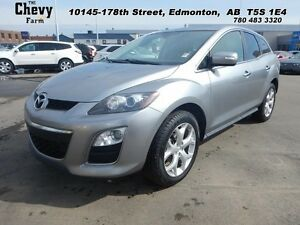 2011 Mazda CX-7 GT   AWD- Leather-sunroof