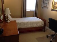 Furnished room for female renter