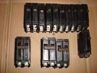 Breakers  Fuses Switches