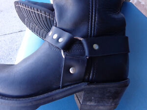 Ladies biker boots in 71/2   recycledgear.ca Kawartha Lakes Peterborough Area image 10
