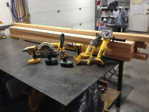 Dewalt 18v Cordless Tools For Sale