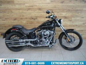 2013 Harley-Davidson FXS BlackLine 54,94$/SEMAINE