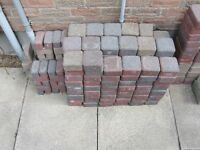 Assorted used and New Pavers / Interlocking Stones / Wall Stones