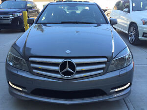 2011 Mercedes-Benz C-Class C300 Sport AWD Sedan