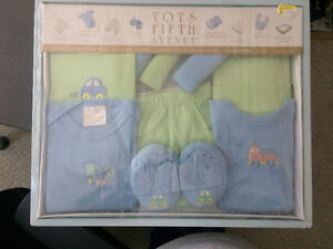 Fifth Avenue TOTS - 10-piece gift set - girls