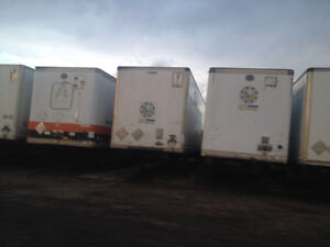 STORAGE TRAILERS FOR RENT