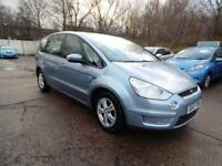 Ford S-Max Zetec 2.0TDCI 140 PS (12 MONTH MOT)