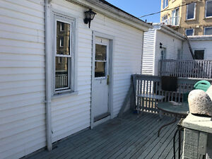 Central Halifax by Commons Heated Bachelor with deck