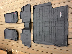 Tapis Weather Tech pour Jeep Wrangler Unlimited 2009