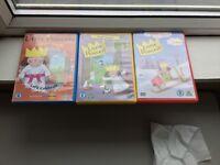 Kids little princess DVD