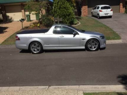 2008 Holden Commodore Ute