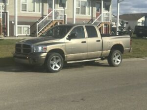 2007 Dodge ram 1500 Laramie 4x4 for trade