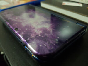 New 3ds XL Galaxy Edition Dual IPS