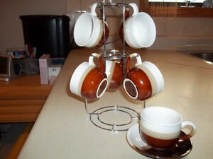 12 Tasses à café expresso