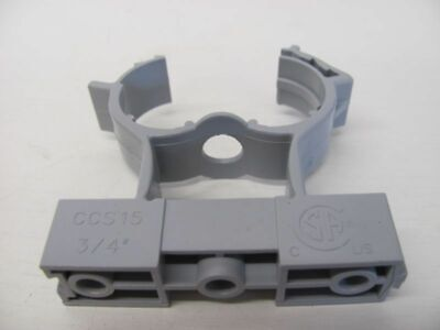 15 Conduit (IPEX CCS15 CONDUIT CLAMP AND SPACER 3/4