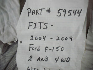 Airbags- ford F-150