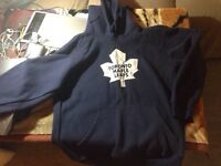 Maple leafs and Blue jays