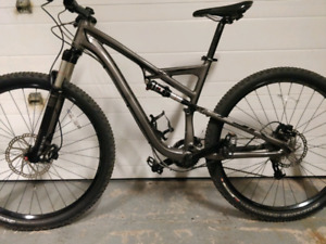 New Specialized Camber FSR Comp