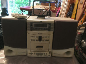 Huge Stereo Radio, CDs, tapes, RW/CD