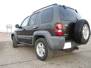 2005 Jeep Liberty Sport 4X4 in YORKTON