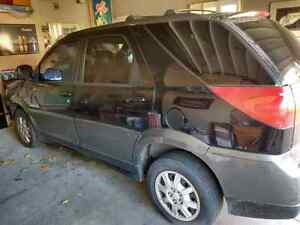 03 buick rendezvous as is