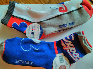 Montreal Expos 3 pairs/pack socks shoe size 7-11 $10