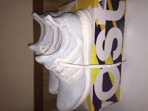 Adidas Parley ultra boost 3.0 light blue size 10.5