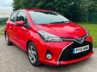 2015 15 Toyota Yaris Petrol Hybrid 1.5 Auto Icon 5dr CVT Done Only 32k Miles