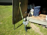 Cable puller =tug winch